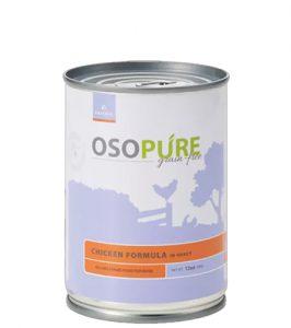 アーテミス オソピュアグレインフリー チキン缶