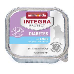 animonda インテグラプロテクト 糖尿ケア サーモン100g(猫用)