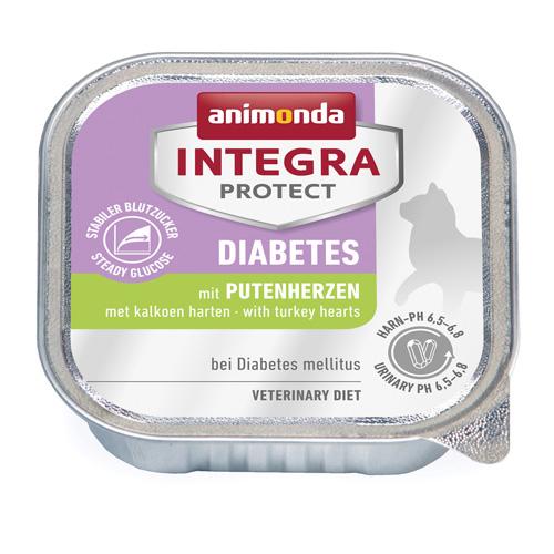 アニモンダ インテグラプロテクト 糖尿病ケア 七面鳥の心臓(100g)(猫用)