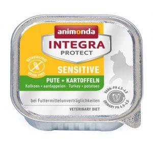 animonda インテグラプロテクト アレルギーケア 七面鳥・ポテト100g(猫用)