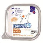 FORZA10リナールアクティウェットフラットフィッシュ腎臓ケア療法食