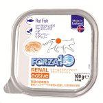 FORZA10リナールアクティウェットフラットフィッシュ腎臓ケア療法食(猫用)