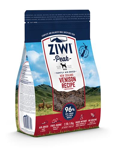 ZiwiPeak(ジウィピーク)エアドライドッグフード ベニソン