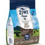 ZiwiPeak(ジウィピーク)エアドライドッグフードグラスフェッドビーフ