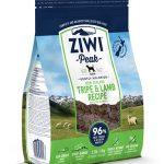 ZiwiPeak(ジウィピーク)エアドライドッグフードトライプ&ラム