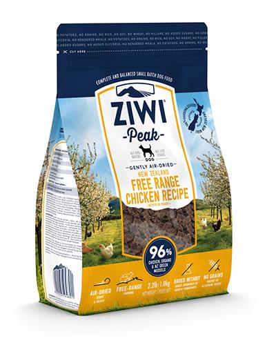 ZiwiPeak(ジウィピーク)エアドライドッグフード フリーレンジチキン