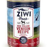 ZiwiPeak(ジウィピーク)ドッグ缶ベニソン