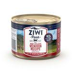 ZiwiPeak(ジウィピーク)キャット缶ベニソン