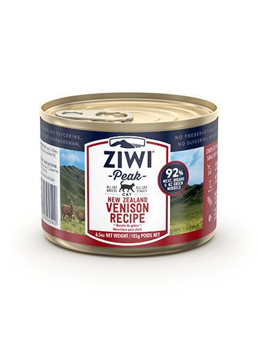 ZiwiPeak(ジウィピーク)キャット缶 ベニソン