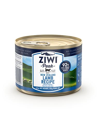 ZiwiPeak(ジウィピーク)キャット缶 ラム