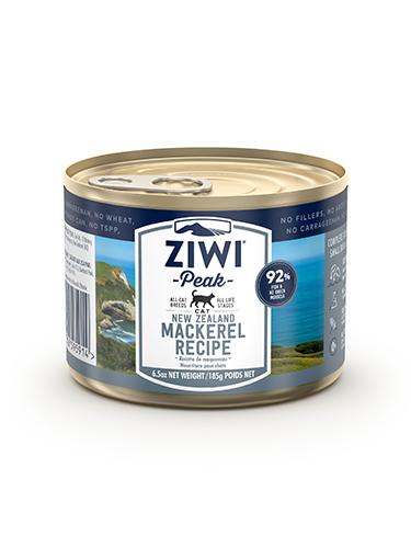 ZiwiPeak(ジウィピーク)キャット缶 マッカロー