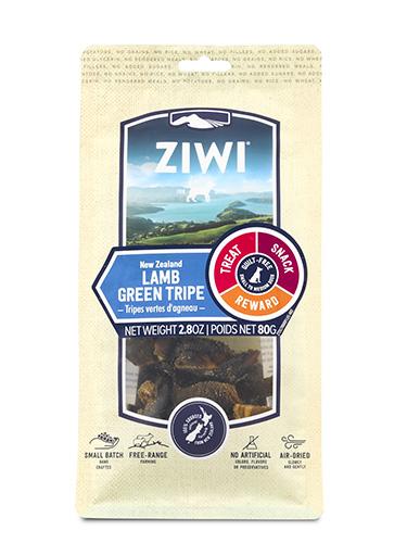 ZiwiPeak(ジウィピーク)オーラルヘルスケア ラムグリーントライプ(ラムの胃)