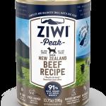 ZiwiPeak(ジウィピーク)ドッグ缶グラスフェッドビーフ