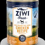 ZiwiPeak(ジウィピーク)ドッグ缶フリーレンジチキン