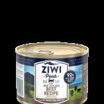 ZiwiPeak(ジウィピーク)キャット缶グラスフェッドビーフ